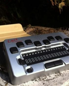 Luce braille